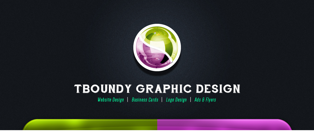 TBoundy Graphic Design services
